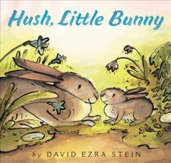 Hush, little bunny /  David Ezra Stein. - David Ezra Stein.