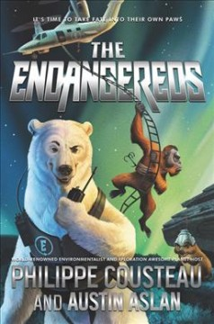 The Endangereds /  Philippe Cousteau with Austin Aslan.