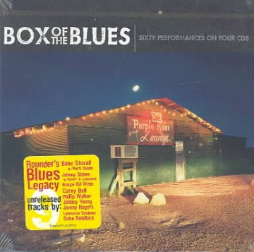Box of the blues.