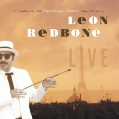 Leon Redbone [live] : The Olympia Theater, October 26, 1992, Paris, France / [Leon Redbone]. - [Leon Redbone].