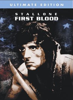 First blood /  Mario Kassar and Andrew Vajna present a Ted Kotcheff film ; screenplay by Michael Kozoll & William Sackheim and Sylvester Stallone ; produced by Buzz Feitshans ; directed by Ted Kotcheff.