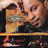 Live in London and more-- /  Donnie McClurkin.