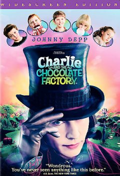 Charlie and the chocolate factory /  Warner Brothers Pictures presents ; in association with Village Roadshow Pictures, a Zanuck Company/Plan B production, a Tim Burton film ; screenplay by John August ; produced by Brad Grey, Richard D. Zanuck ; directed by Tim Burton.