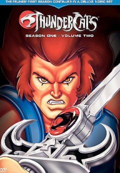 Thundercats.  Warner Bros. Entertainment, Inc. and Ted Wolf. - Warner Bros. Entertainment, Inc. and Ted Wolf.