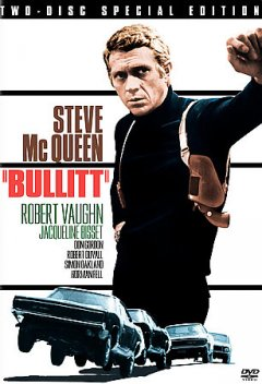 Bullitt /  Warner Bros.-Seven Arts presents a Solar production ; screenplay by Alan R. Trustman and Harry Kleiner ; executive producer, Robert E. Relyea ; produced by Philip D'Antoni ; directed by Peter Yates. - Warner Bros.-Seven Arts presents a Solar production ; screenplay by Alan R. Trustman and Harry Kleiner ; executive producer, Robert E. Relyea ; produced by Philip D'Antoni ; directed by Peter Yates.