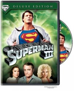 Superman III /  Warner Bros. Pictures ; Alexander Salkind presents an Alexander and Ilya Salkind production ; screenplay by David and Leslie Newman ; produced by Pierre Spengler ; directed by Richard Lester.