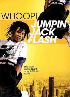 Jumpin' Jack Flash /  Twentieth Century Fox ; a Lawrence Gordon/Silver Pictures production ; screenplay by David H. Franzoni ; screenplay by David H. Franzoni and [Charles Shyer as] J.W. Melville & [Nancy Meyers as] Patricia Irving and Christopher Thompson ; produced by Lawrence Gordon and Joel Silver ; directed by Penny Marshall.