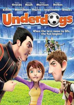 Underdogs /  The Weinstein Company and Jorge Estrada Mora Productions ; screenplay by Eduardo Sacheri, Gastón Gorali, Juan José Campanella ; directed by Juan José Campanella.