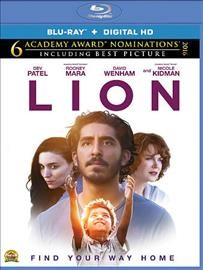 Lion /  The Weinstein Company presents ; in association with Screen Australia ; a See-Saw Films production ; in association with Aquarius Films and Sunstar Entertainment ; produced by Emile Sherman, Iain Canning, Angie Fielder ; screenplay by Luke Davies ; directed by Garth Davis. - The Weinstein Company presents ; in association with Screen Australia ; a See-Saw Films production ; in association with Aquarius Films and Sunstar Entertainment ; produced by Emile Sherman, Iain Canning, Angie Fielder ; screenplay by Luke Davies ; directed by Garth Davis.