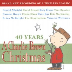 40 years : a Charlie Brown Christmas.