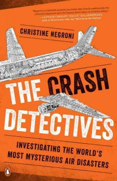 The crash detectives : investigating the world's most mysterious air disasters / Christine Negroni.