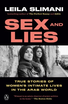 Sex and lies : true stories of women's intimate lives in the Arab world / Leïla Slimani ; translated from the French by Sophie Lewis.