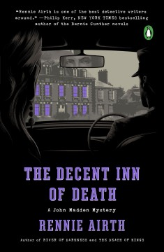 The decent inn of death /  Rennie Airth. - Rennie Airth.
