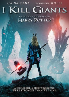 I kill giants /  1492 Pictures/Ocean Blue Entertainment presents ; produced by Chris Columbus, Michael Barnathan, Joe Kelly, Nick Spicer, Kyle Franke ; screenplay by Joe Kelly ; directed by Anders Walter.