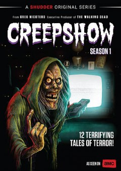 Creepshow : season 1 [3-disc set] / a Shudder original series ; Cartel Production ; in association with Monster Agency Productions, Taurus Entertainment Company ; director, Greg Nicotero, John Harrison, Rob Schrab, David Bruckner, Roxanne Benjamin, Tom Savini ; produced by Alex Orr ; producer, Julia Hobgood.