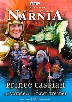 The chronicles of Narnia. Prince Caspian and the voyage of the Dawn Treader / a BBC television production ; in association with Wonderworks ; producer, Paul Stone ; director, Alex Kirby ; screenplay by Alan Seymour.