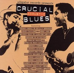 Crucial acoustic blues.