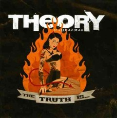 The truth is-- /  Theory of a Deadman. - Theory of a Deadman.