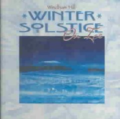 Winter solstice on ice.