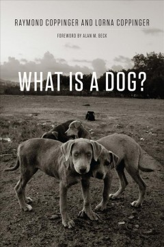 What is a dog? /  Raymond Coppinger and Lorna Coppinger ; foreword by Alan M. Beck.