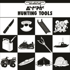 Hunting tools /  illustrated by Emma Pedersen. - illustrated by Emma Pedersen.