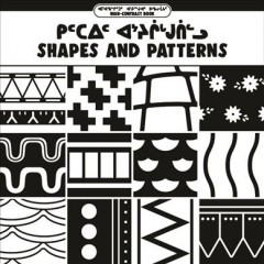 Shapes and patterns /  illustrations by Olivia Chan. - illustrations by Olivia Chan.
