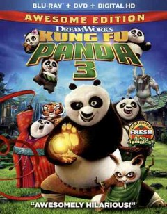 Kung fu panda 3 /  written by Jonathan Aibel & Glenn Berger ; produced by Melissa Cobb ; directed by Jennifer Yuh Nelson, Alessandro Carloni.