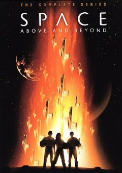 Space: above and beyond.  Twentieth Century Fox Television ; Hard Eight Pictures ; Twentieth Century Fox Film Corporation ; writers, Glen Morgan, James Wong [and others] ; directors, David Nutter [and others]. - Twentieth Century Fox Television ; Hard Eight Pictures ; Twentieth Century Fox Film Corporation ; writers, Glen Morgan, James Wong [and others] ; directors, David Nutter [and others].