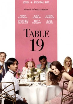 Table 19 /  Fox Searchlight Pictures presents in association with 3311 Productions a 21 Laps production ; produced by P. Jennifer Dana, p.g.a., Mark Roberts, Shawn Levy, p.g.a., Dan Cohen, p.g.a. ; story by Mark Duplass & Jay Duplass and Jeffrey Blitz ; screenplay by Jeffrey Blitz ; directed by Jeffrey Blitz.