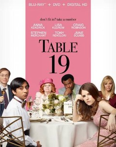 Table 19 /  Fox Searchlight Pictures presents ; in association with 3311 Productions ; a 21 Laps production ; produced by P. Jennifer Dana, p.g.a., Mark Roberts, Shawn Levy, p.g.a., Dan Cohen, p.g.a. ; story by Mark Duplass & Jay Duplass and Jeffrey Blitz ; screenplay by Jeffrey Blitz ; directed by Jeffrey Blitz. - Fox Searchlight Pictures presents ; in association with 3311 Productions ; a 21 Laps production ; produced by P. Jennifer Dana, p.g.a., Mark Roberts, Shawn Levy, p.g.a., Dan Cohen, p.g.a. ; story by Mark Duplass & Jay Duplass and Jeffrey Blitz ; screenplay by Jeffrey Blitz ; directed by Jeffrey Blitz.
