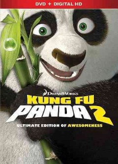 Kung fu panda 2 [2-disc set] /  DreamWorks Animation SKG presents ; produced by Melissa Cobb ; co-produced by Jonathan Aibel, Glenn Berger, Suzanne Buirgy ; written by Jonathan Aibel & Glenn Berger ; directed by Jennifer Yuh Nelson. - DreamWorks Animation SKG presents ; produced by Melissa Cobb ; co-produced by Jonathan Aibel, Glenn Berger, Suzanne Buirgy ; written by Jonathan Aibel & Glenn Berger ; directed by Jennifer Yuh Nelson.