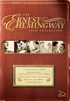 A farewell to arms /  the Selznick Studio ; David O. Selznick presents his production of Ernest Hemingway's romantic tragedy of World War I ; screenplay by Ben Hecht ; photographed by Piero Portalupi, Oswald Morris ; directed by Charles Vidor.