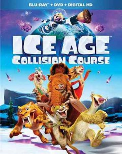 Ice age : Collision course / Twentieth Century Fox Animation presents a Blue Sky Studios production ; produced by Lori Forte ; screenplay by Michael Wilson and Michael Berg and Yoni Brenner ; directed by Michael Thurmeir. - Twentieth Century Fox Animation presents a Blue Sky Studios production ; produced by Lori Forte ; screenplay by Michael Wilson and Michael Berg and Yoni Brenner ; directed by Michael Thurmeir.