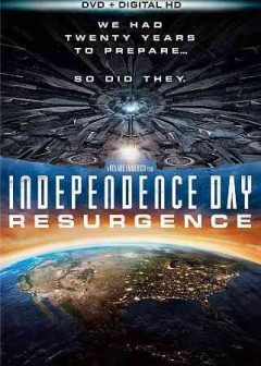 Independence day : Resurgence.