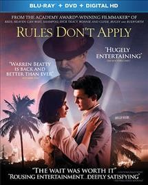 Rules don't apply /  story by Warren Beatty and Bo Goldman ; screenwriter/director, Warren Beatty. - story by Warren Beatty and Bo Goldman ; screenwriter/director, Warren Beatty.