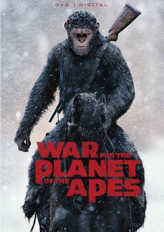 War for the planet of the apes /  produced by Peter Chernin, Dylan Clark, Rick Jaffa, Amanda Silver ; written by Mark Bomback & Matt Reeves ; directed by Matt Reeves. - produced by Peter Chernin, Dylan Clark, Rick Jaffa, Amanda Silver ; written by Mark Bomback & Matt Reeves ; directed by Matt Reeves.