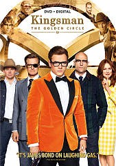 Kingsman : the golden circle / director, Matthew Vaughn. - director, Matthew Vaughn.