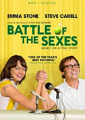 Battle of the sexes /  Fox Searchlight Pictures presents ; in association with TSG Entertainment ; a Decibel Films/Cloud Eight Films production ; directed by Valerie Faris & Jonathan Dayton ; written by Simon Beaufoy ; produced by Christian Colson, Danny Boyle, Robert Graf ; a Valerie Faris & Jonathan Dayton film.