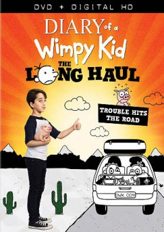 Diary of a wimpy kid : The long haul.
