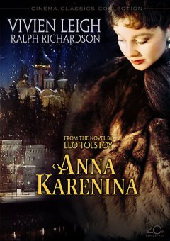 Anna Karenina /  produced by Alexander Korda ; directed by Julien Duvivier ; screenplay by Jean Anouilh, Julien Duvivier and Guy Morgan.