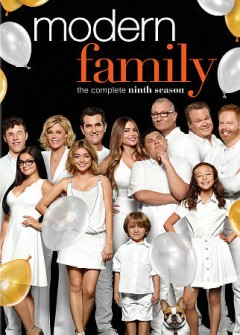 Modern family : season 9 [3-disc set].