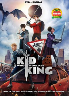The kid who would be king /  written & directed by Joe Cornish.