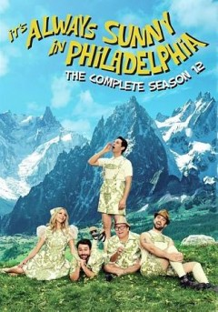 It's always sunny in Philadelphia : the complete season 12 [2-disc set] / developed by Rob McElhenney and Glenn Howerton ; created by Rob McElhenney. - developed by Rob McElhenney and Glenn Howerton ; created by Rob McElhenney.