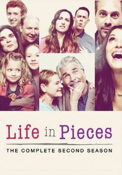Life in pieces.  director, Chad Lowe. - director, Chad Lowe.