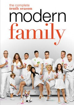 Modern family : the complete tenth season [3-disc set].