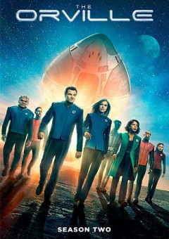 Orville : season 2 [4-disc set].