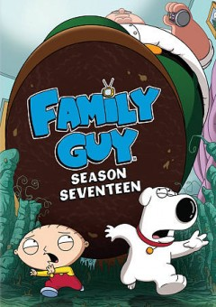 Family guy : season 17 [3-disc set].