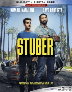 Stuber /  directed by Michael Dowse. - directed by Michael Dowse.