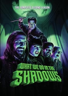 What we do in the shadows : the complete second season [2-disc set].