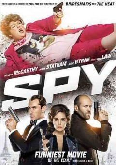 Spy /  Twentieth Century Fox presents ; a Chernin Entertainment/Feigco Entertainment production ; produced by Peter Chernin, Jenno Topping, Paul Feig, Jessie Henderson ; written and directed by Paul Fieg.